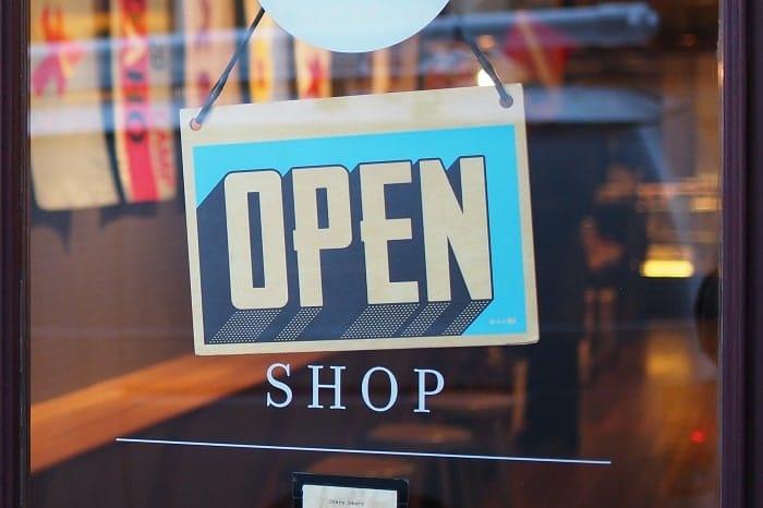 ouvrir commerce min